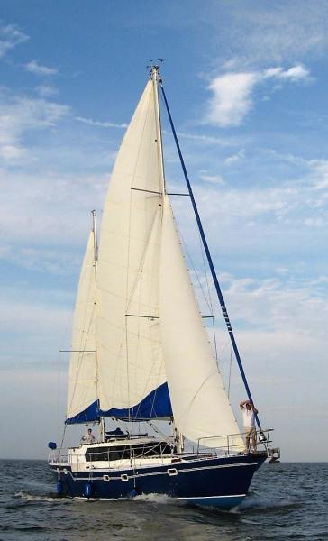 Photo of 53' Bruce Roberts 53 Custom Ketch 2011