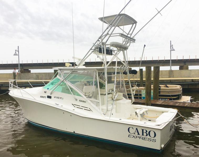 photo of 31' Cabo Express 2001