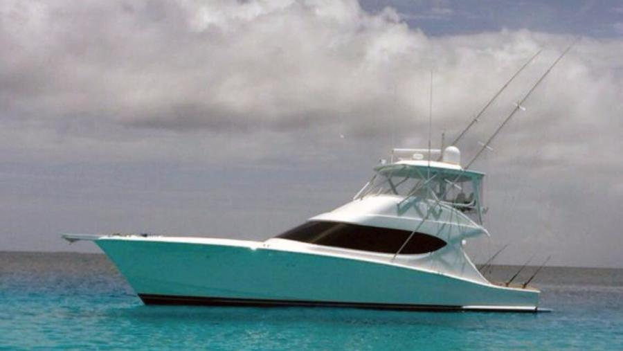 photo of 54' Hatteras 54 GT Convertible 2014
