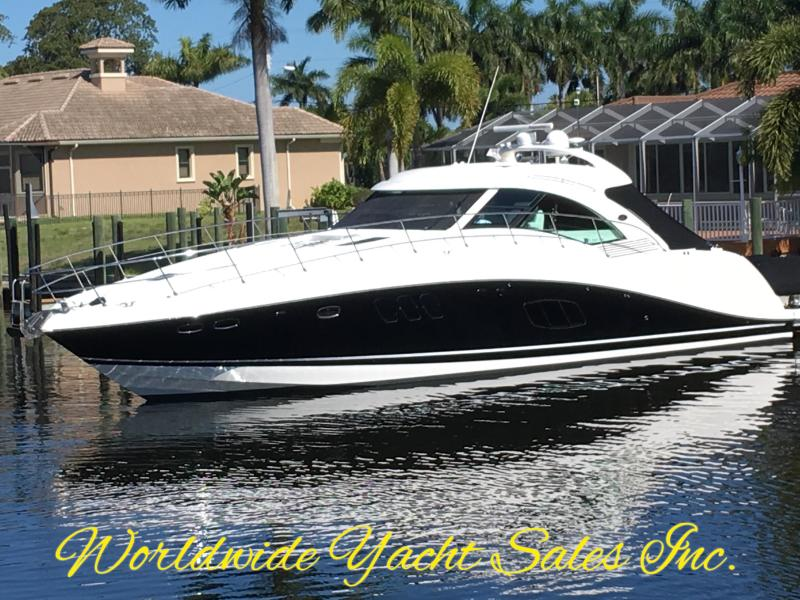 photo of 55' Sea Ray 55 Sundancer 2008
