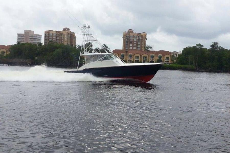 Photo of 52' Buddy Davis 52 SPORT EXPRESS FISH 2006