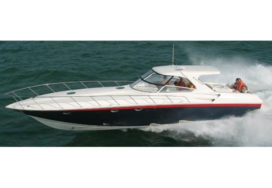 Fountain-48 Express Cruiser 2007 -Fort Myers-Florida-United States-Manufacturer Provided Image-463023-featured