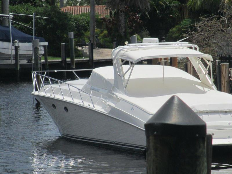 photo of 48' Fountain 48 Express Cruiser 2005