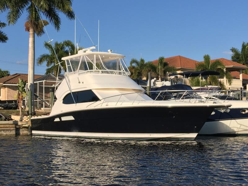 Riviera-47 Open Flybridge Series II 2008 -Clearwater-Florida-United States-463098-featured