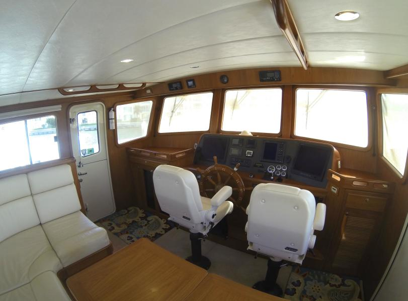 Pilothouse Helm & Double Helm Chairs