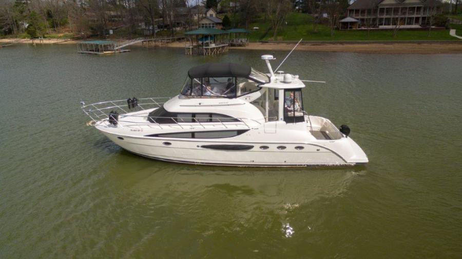Meridian-459 Motoryacht 2004-Total Pleasure Chattanooga-Tennessee-United States-553056-featured