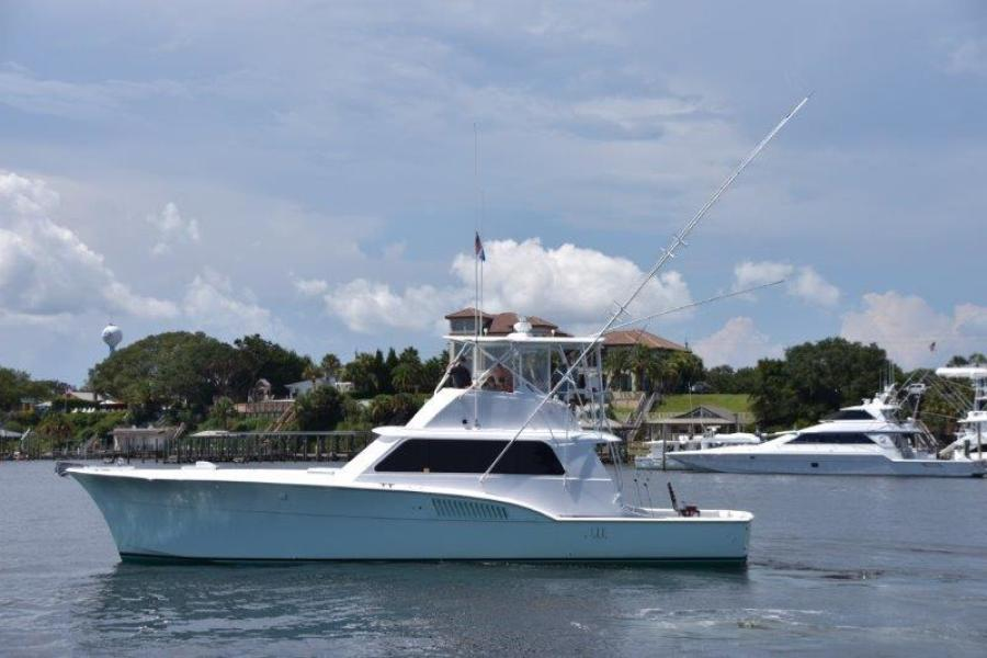 photo of 53' Hatteras Convertible 1973
