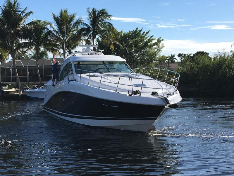 2009 Sea Ray 55 Sundancer Yacht For Sale Si Yachts
