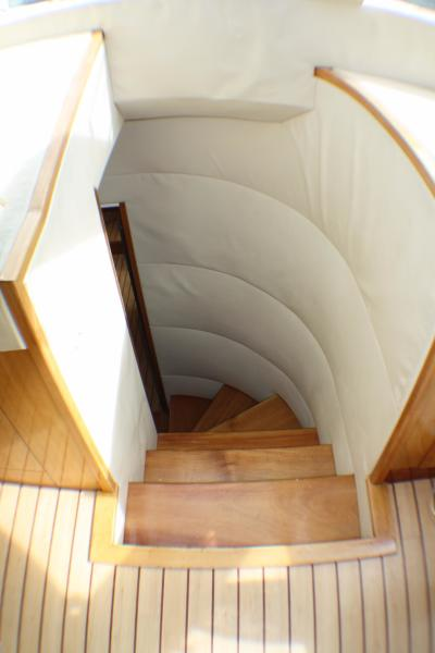 Stairways FB To Galley