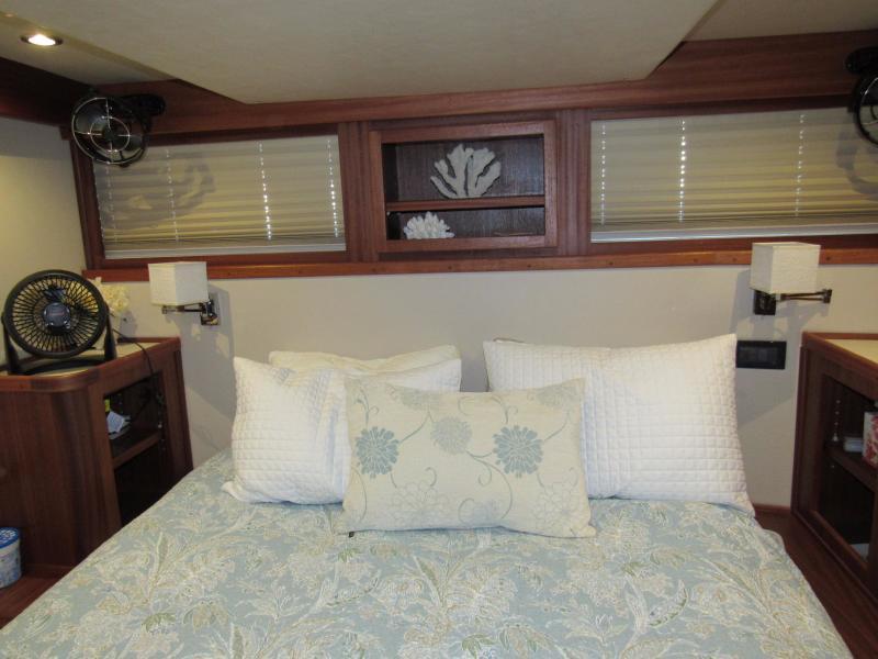 Queen Bed with Air Mattress