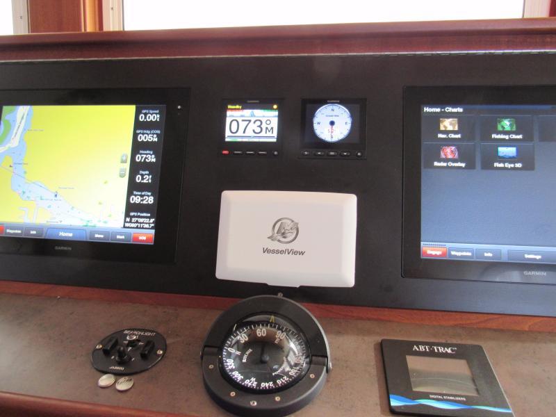 Garmin Touch Screen Chartplotter