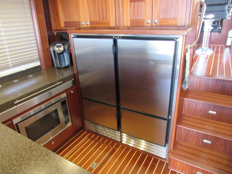 Double Refrigerator/Freezer