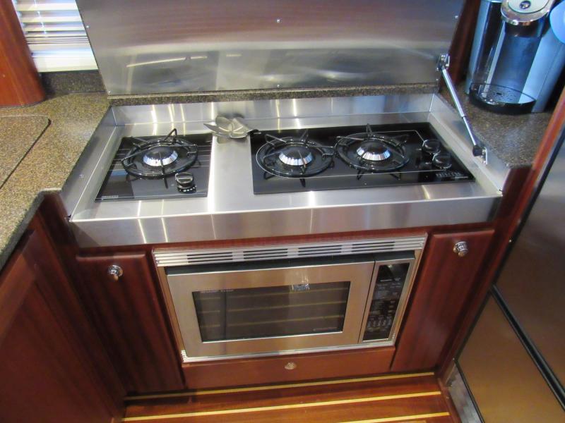 3 Burner Propane Cooktop