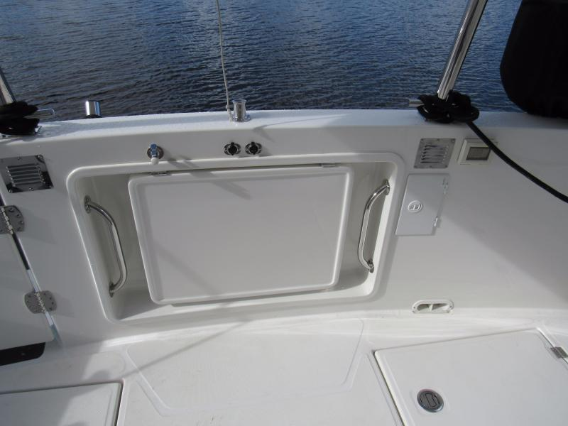 Fold out Cockpit Table