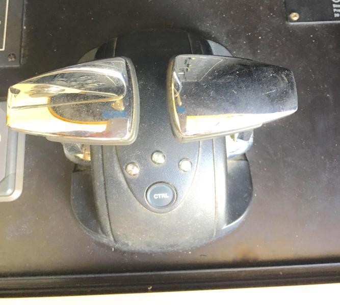Electronic engine controls