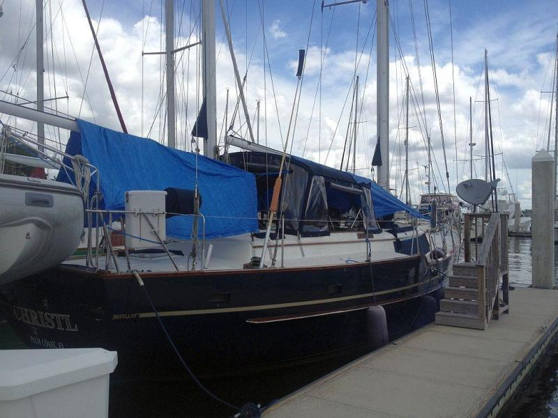 Photo of 52' Irwin 52 Ketch 1978