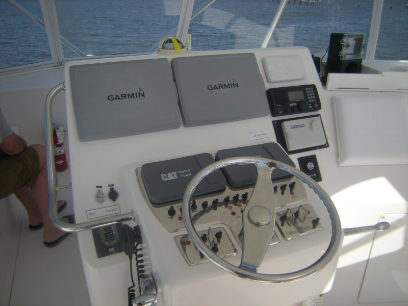 Professional Helm Navigation