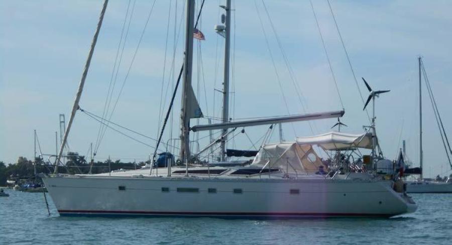 For Sale: 41' Jeanneau 12 5 Voyage 1990