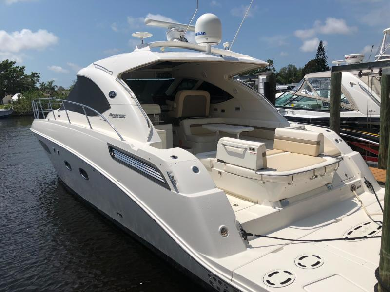 Sea Ray-470 Sundancer 2012 -Grand Haven-Michigan-United States-464882-featured