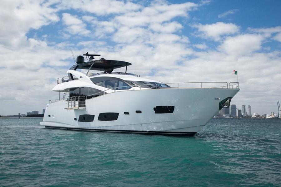 Photo of 92' Sunseeker 28 Metre Yacht 2016