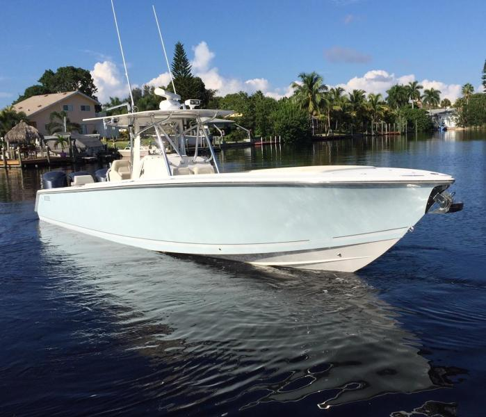 Photo of 38' Jupiter 38 TRIPLE 2010
