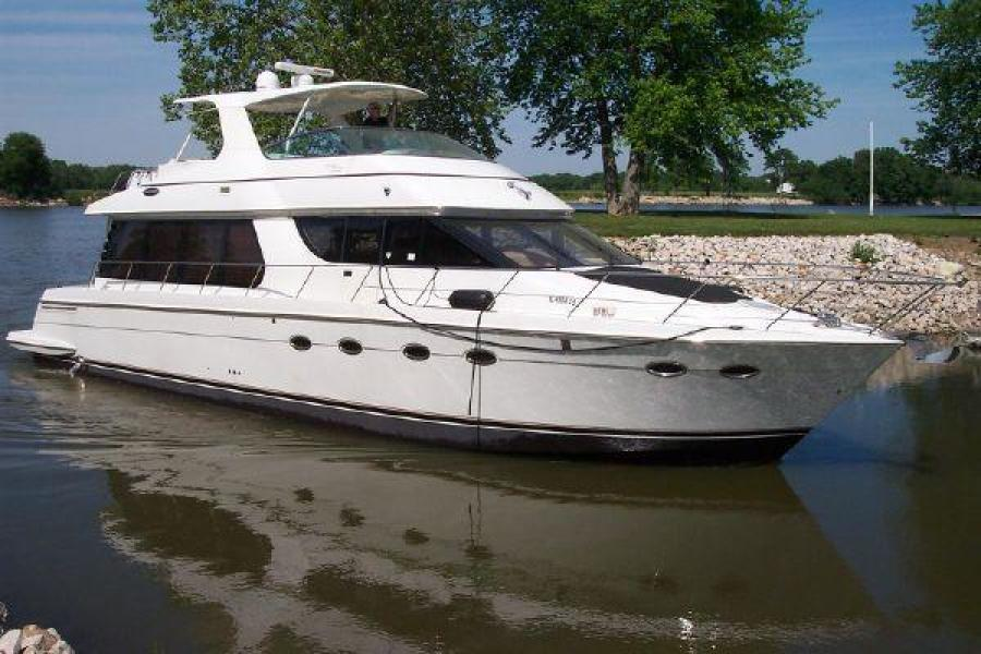 Photo of 57' Carver Voyager 2003