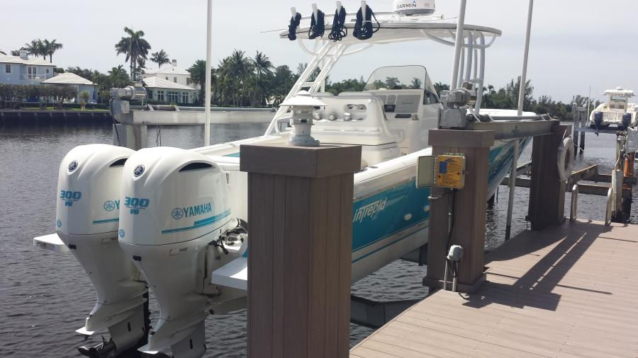 Intrepid-327 Center Console 2014-Stella Blue Delray Beach-Florida-United States-704149-featured