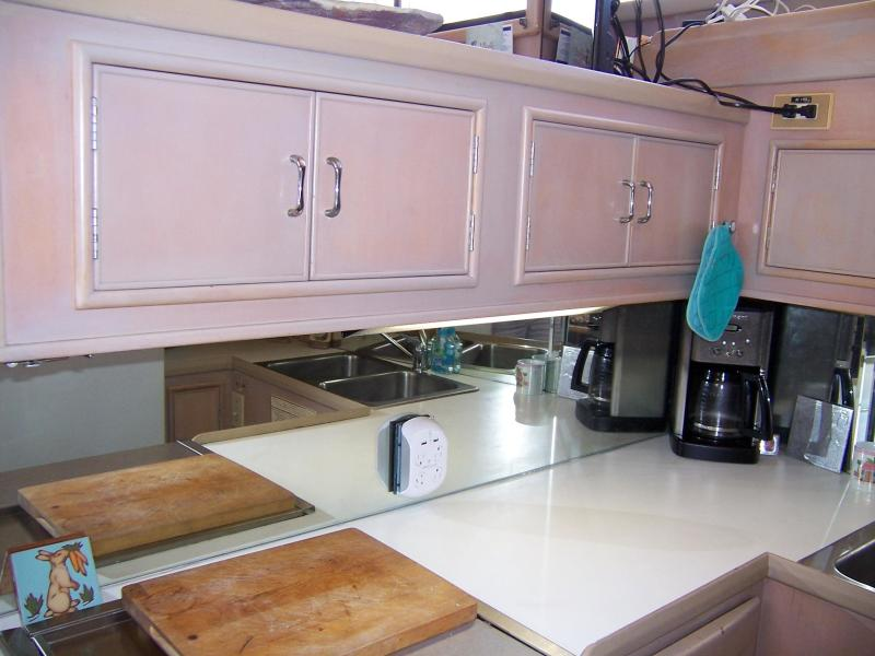 48 Chung Hwa Galley Cabinets