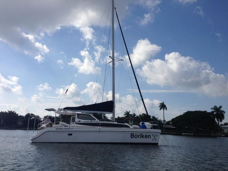 Photo of 35' Legacy 35 2014