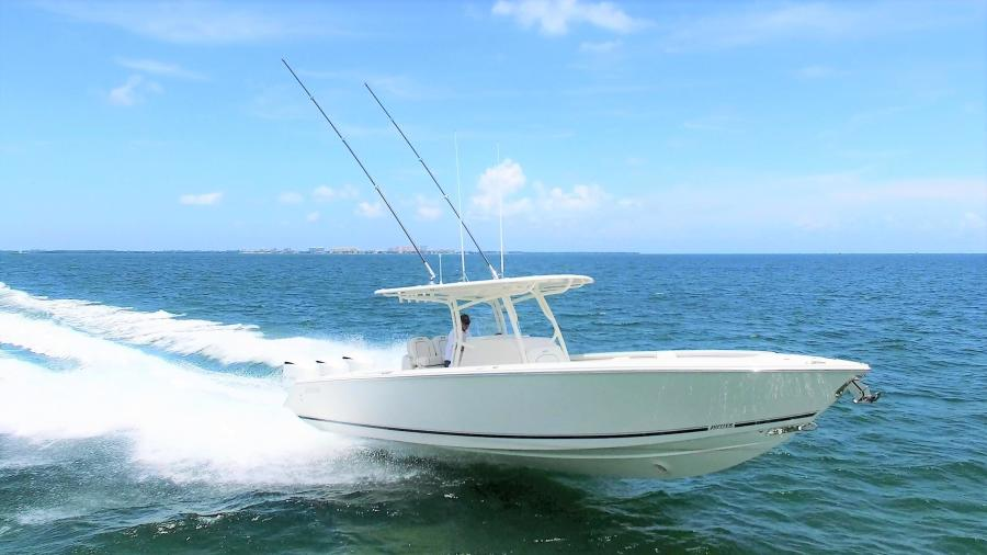 photo of 34' Jupiter 34 HFS 2019