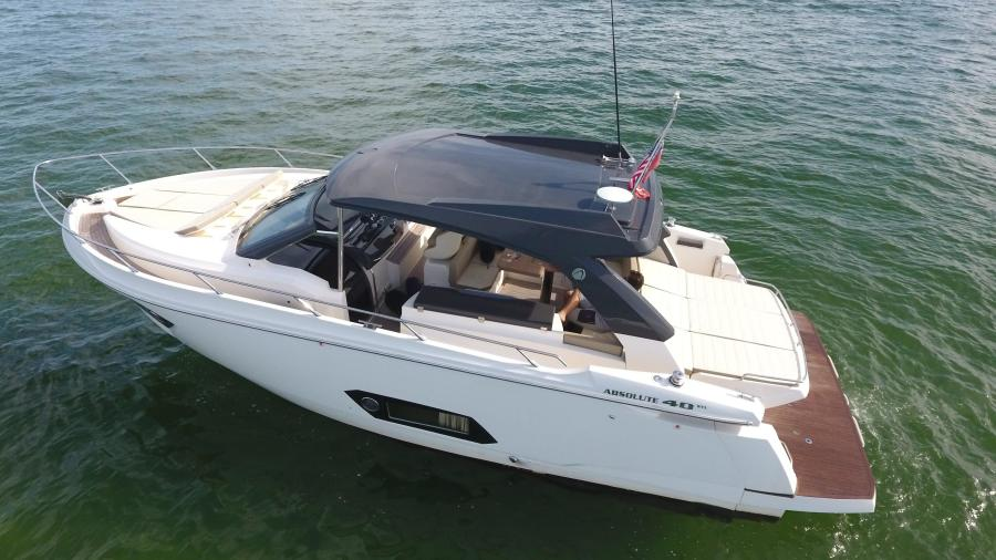 photo of 40' Absolute 40 STL 2016