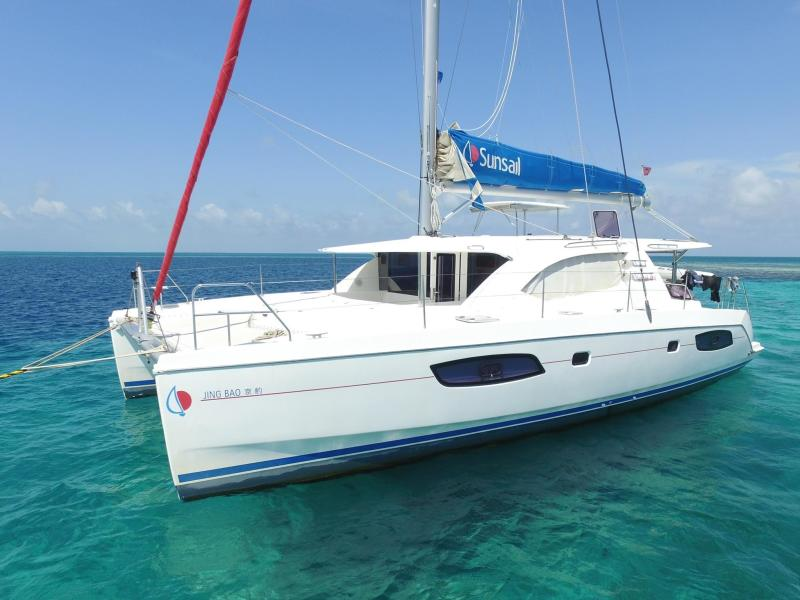 Photo of 44' Leopard 44 2012