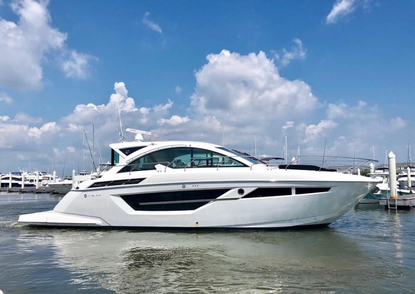 Photo of 50' Cruisers Yachts 50 Cantius 2019