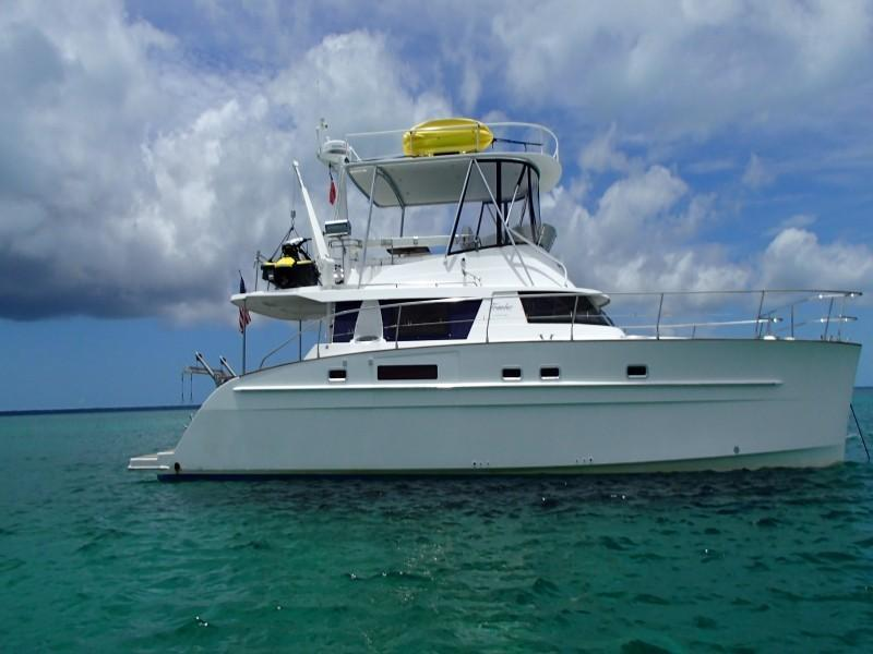 Fountaine Pajot-Cumberland 46 2008-Sea Fever II Lighthouse Point-Florida-United States-972200-featured