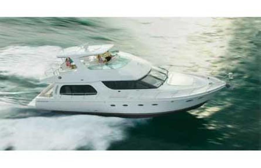 photo of 56' Carver 56 Voyager 2006