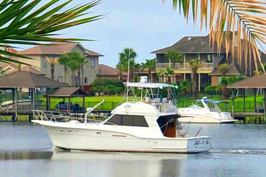 photo of 46' Hatteras Sportfish 1977