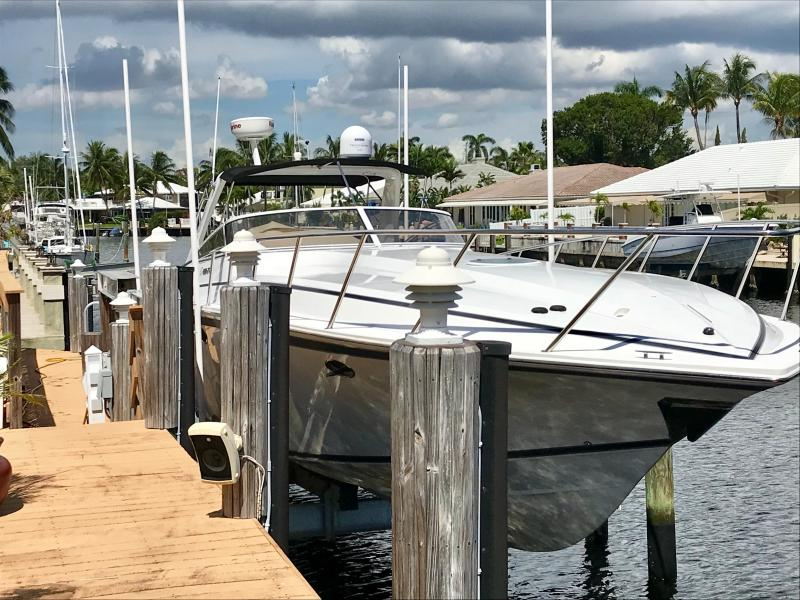 Fountain-48 Express Cruiser 2005-FAST LOLO Fort Lauderdale-Florida-United States-1050705-featured