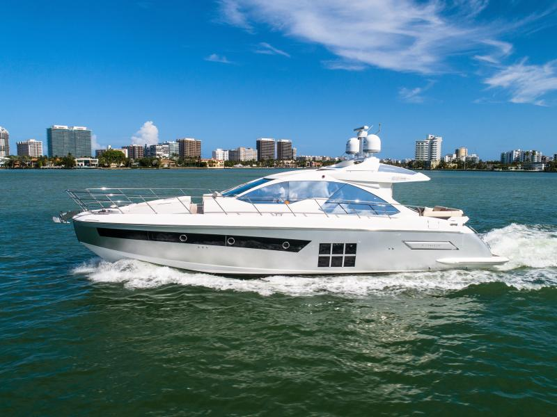 photo of 55' Azimut 55S 2014