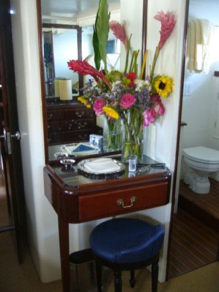 MSR Vanity Desk
