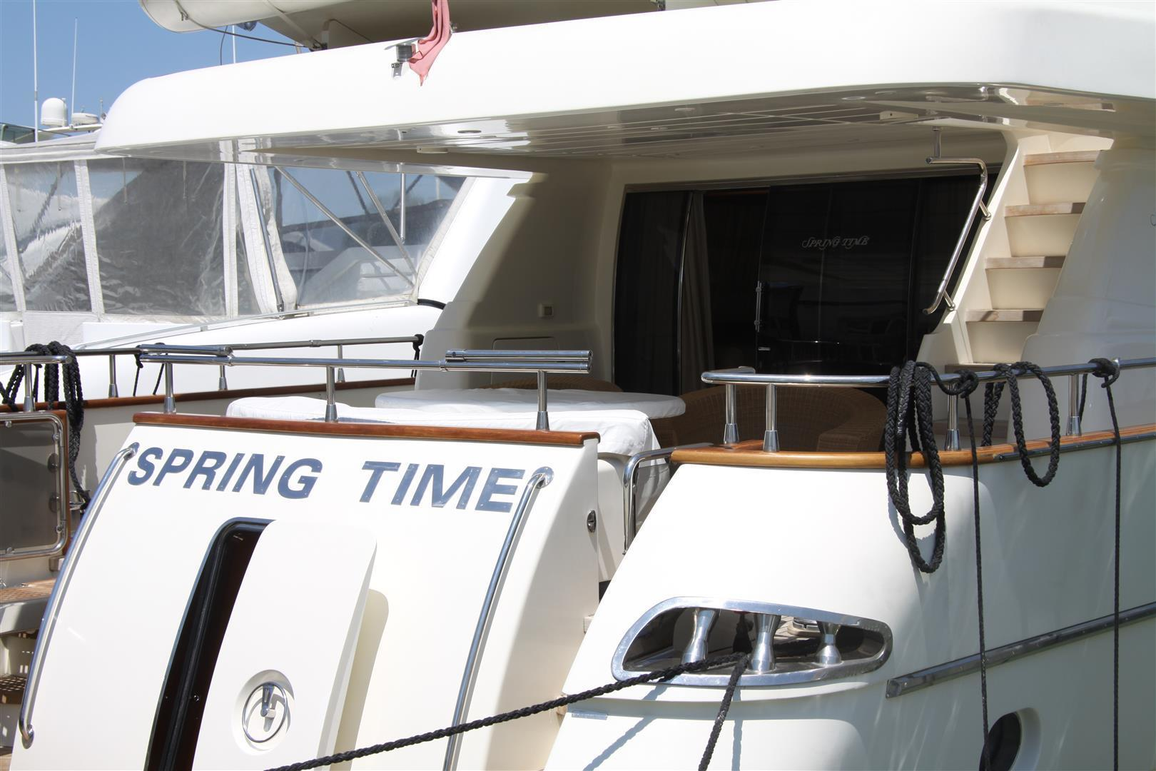 Picture Of: 80' Canados 80S 2004 Yacht For Sale   2 of 44