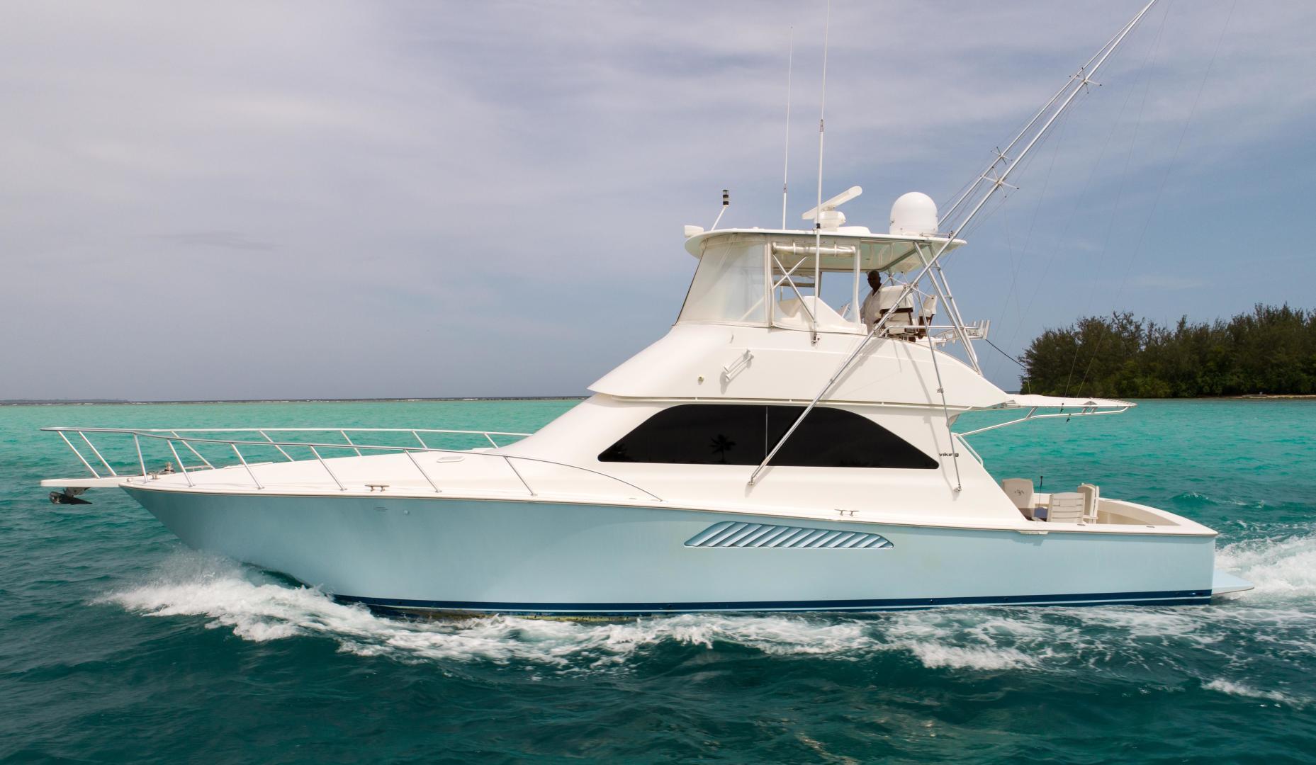 48' Viking Sportfish Convertible
