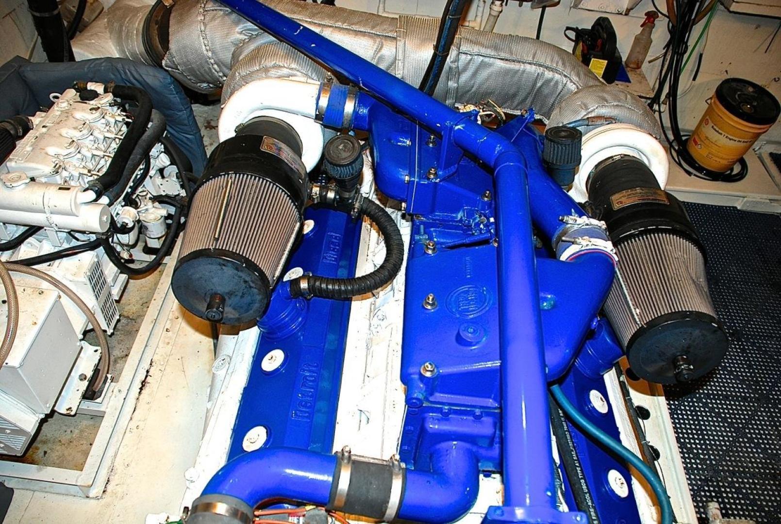 Infinity-Cockpit Motor Yacht 2001-Dont Matter Houston-Texas-United States-Generator-1005582 | Thumbnail