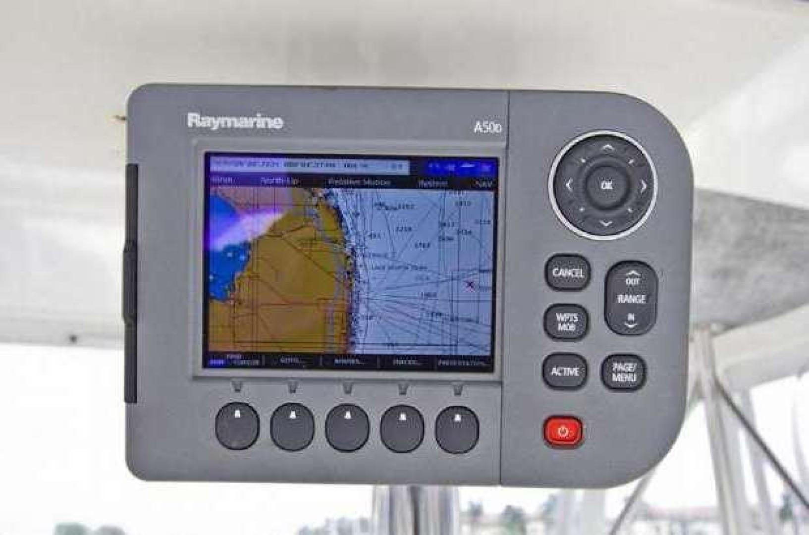 Ocean-Super Sport 1988-PERSISTENCE Palm Beach Gardens-Florida-United States-Electronics-Raymarine GPS-200741 | Thumbnail