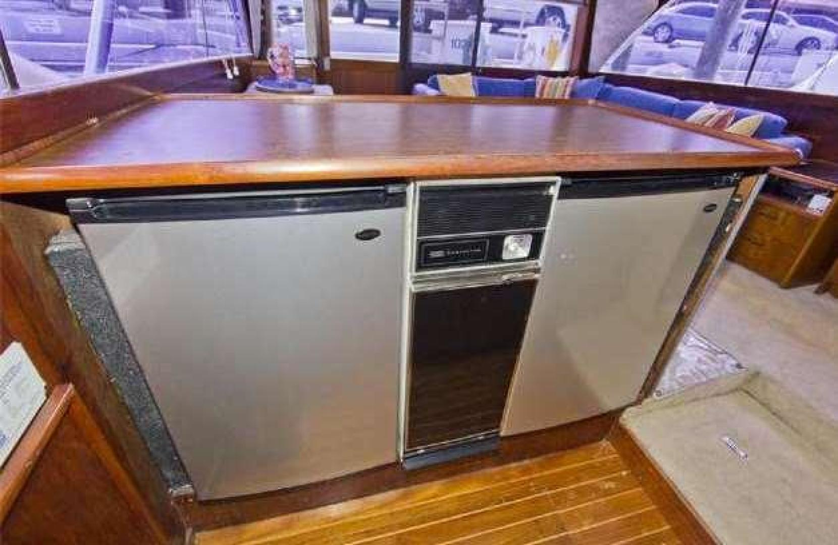 Ocean-Super Sport 1988-PERSISTENCE Palm Beach Gardens-Florida-United States-Galley Refrigerators-200732 | Thumbnail