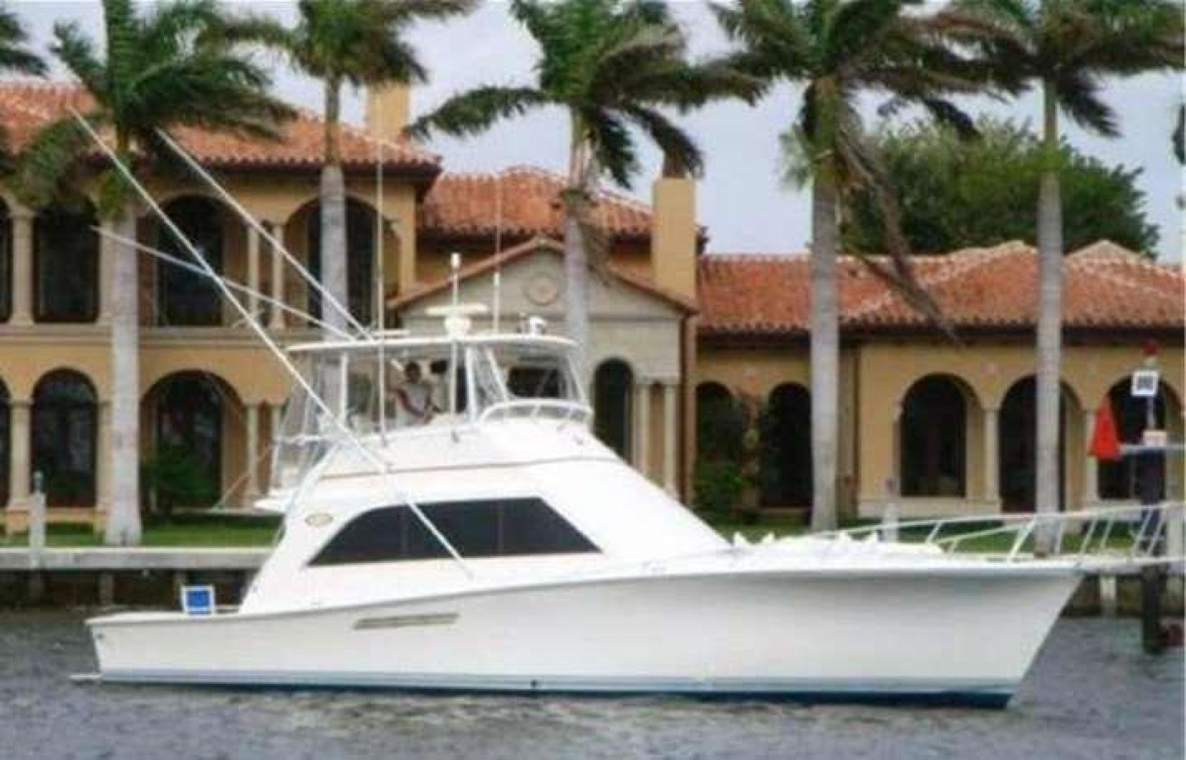 Ocean-Super Sport 1988-PERSISTENCE Palm Beach Gardens-Florida-United States-Profile-200725 | Thumbnail