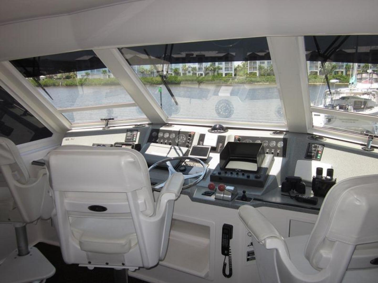 Picture Of: 60' Viking 60 Cockpit Sport Yacht 2000 Yacht For Sale | 2 of 25