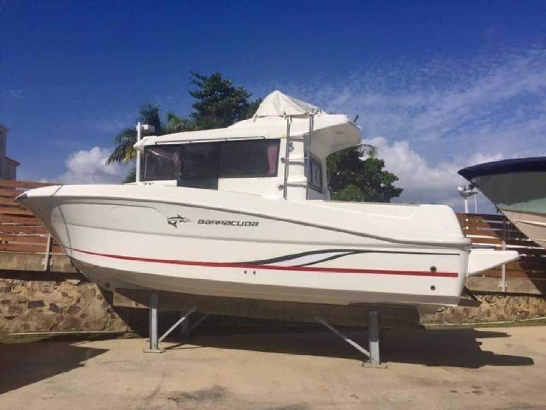 29' Beneteau America Barracuda 9