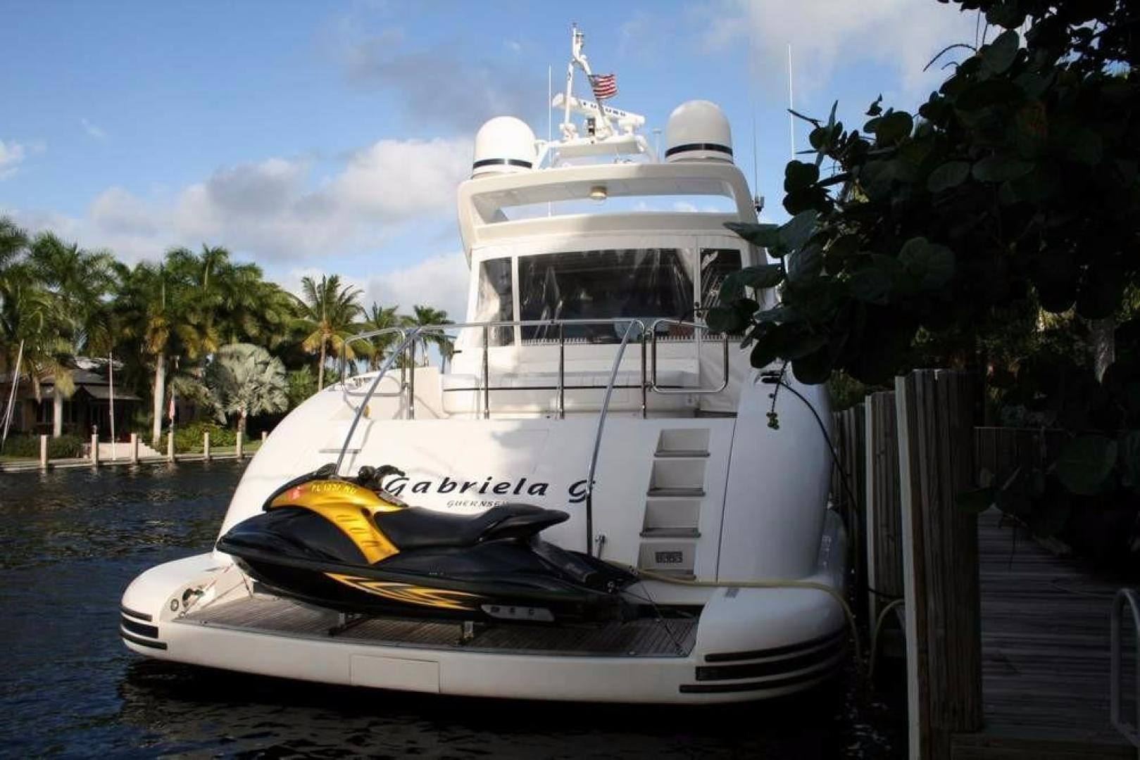 Picture Of: 72' Overmarine-Mangusta 2001 Yacht For Sale | 2 of 13
