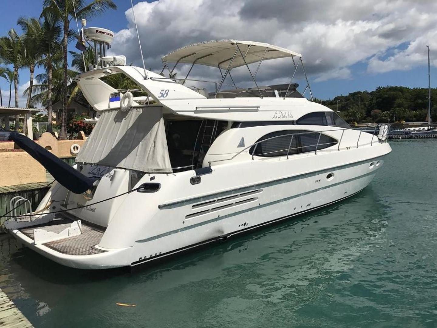 Picture Of: 58' Azimut 58 2002 Yacht For Sale | 1 of 37