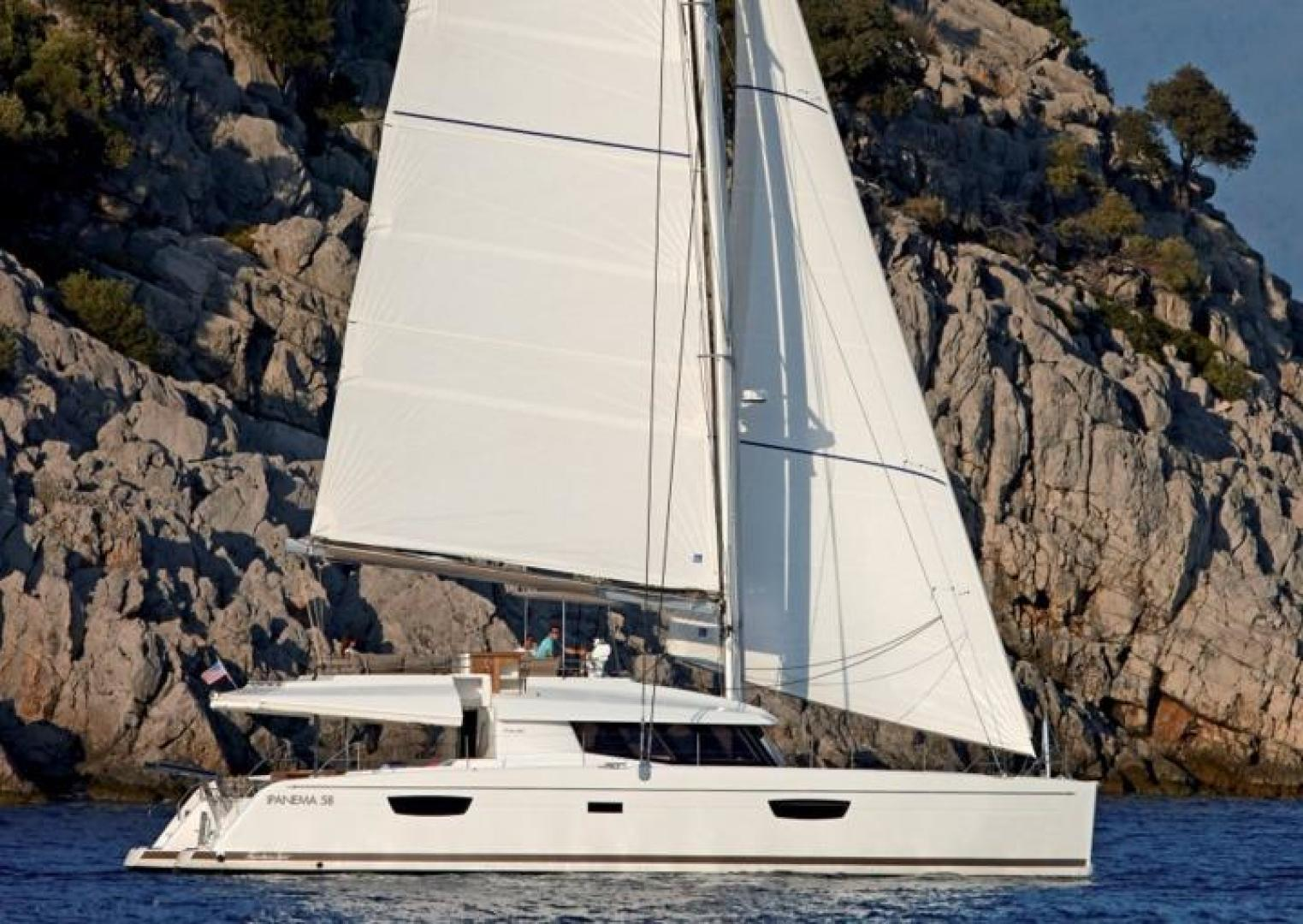 58' Fountaine Pajot Ipanema 58